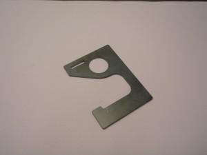 3 mm dc01 laserskuren.